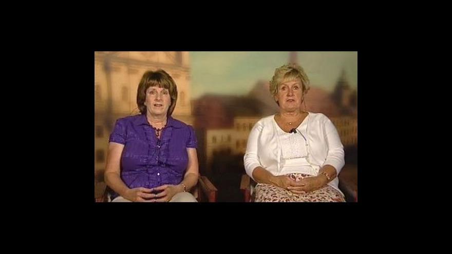 Video Rozhovor s dcerami Karla Kuttelwaschera