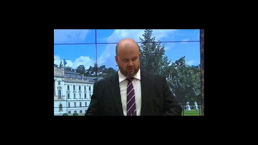 Video TK po jednání vlády - 2. část