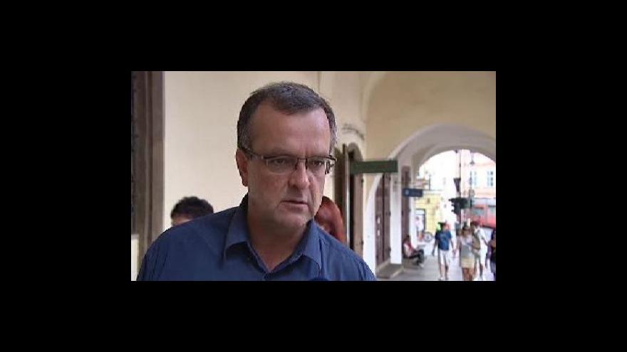 Video Rozhovor s Miroslavem Kalouskem