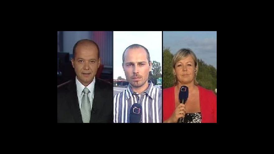 Video Vstup Michala Šebely a Blanky Poulové