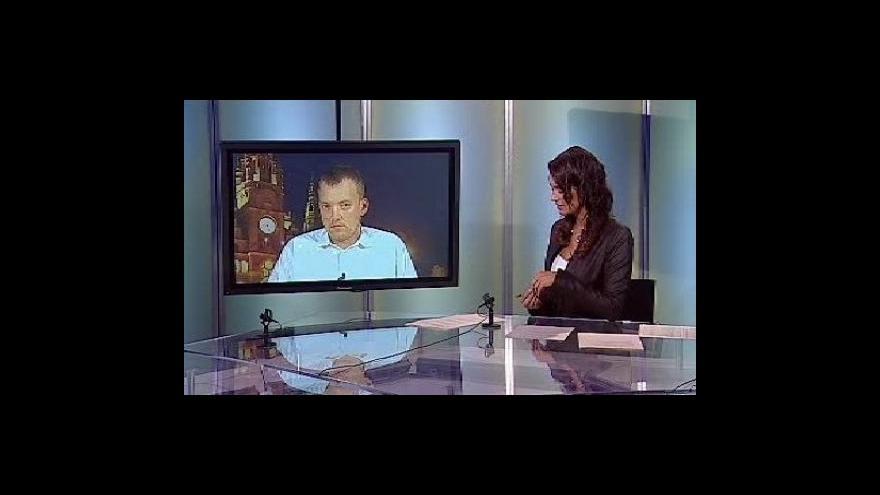 Video Rozhovor s Janem Sůrou a Ondřejem Moravanským