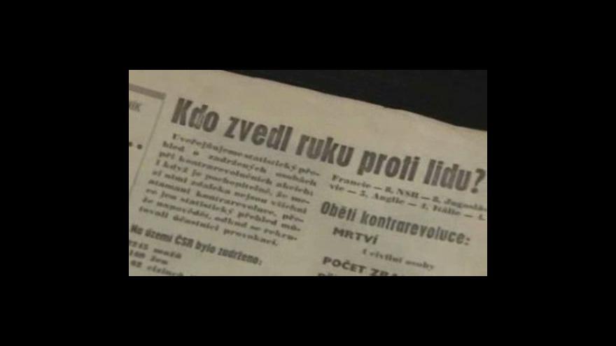 Video Reportáž Jakuba Železného