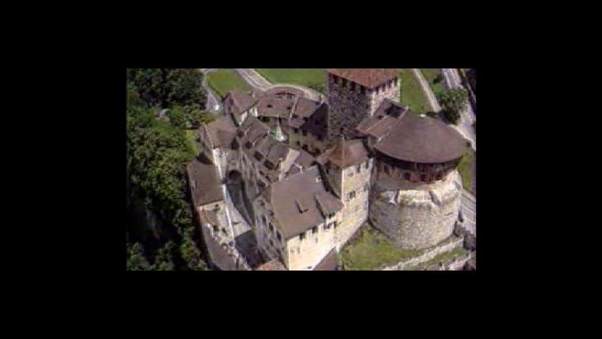 Video Lichtenštejnsko a Velká Británie chystají amnestii pro majitele tajných kont