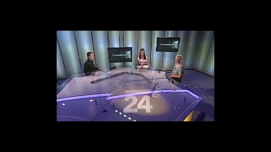 Video Rozhovor s Tomášem Jindříškem a Evou Štípkovou