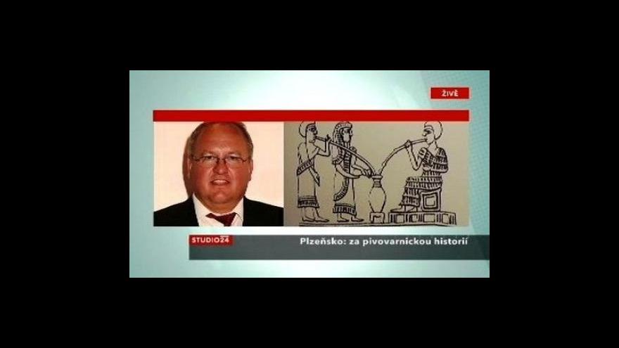 Video Rozhovor s Václavem Berkou