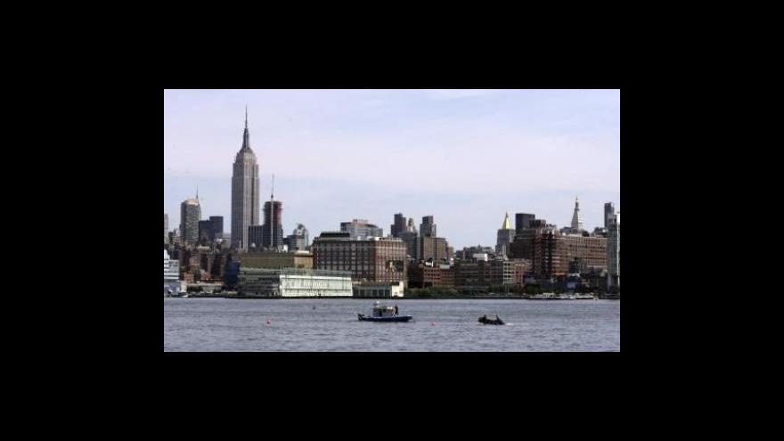 Video Pátrání po obětech leteckého neštěstí