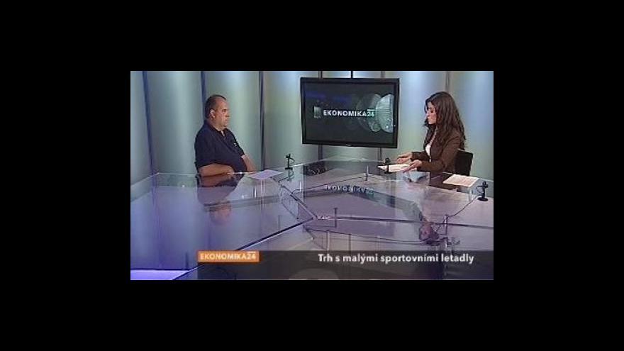 Video Rozhovor s Janem Fridrichem
