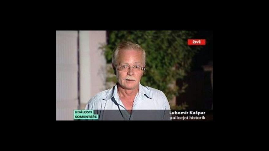 Video Rozhovor s Lubomírem Kašparem