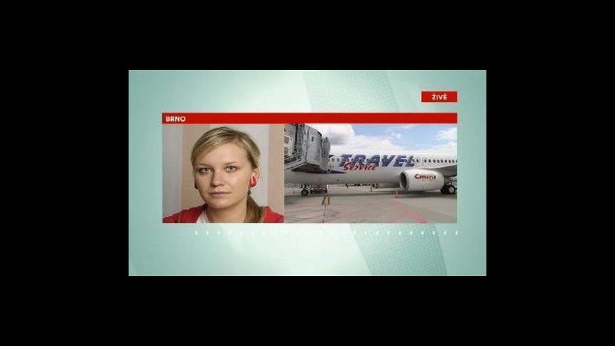 Video Telefonát Anety Hronové