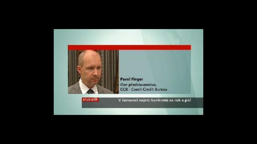 Video Rozhovor s Pavlem Fingerem