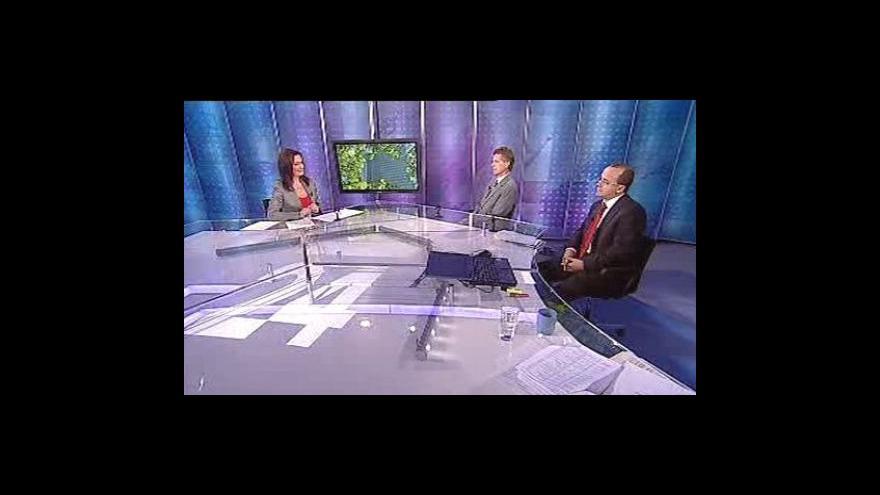 Video Radomír Jáč a Pavel Sobíšek ve Studiu 6