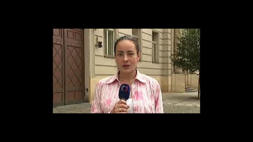Video Reportáž Ziny Plchové a Jany Čermákové