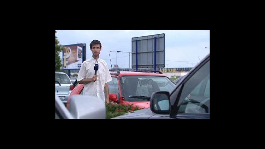 Video Reportáž Michala Keborta a Veroniky Kubíčkové