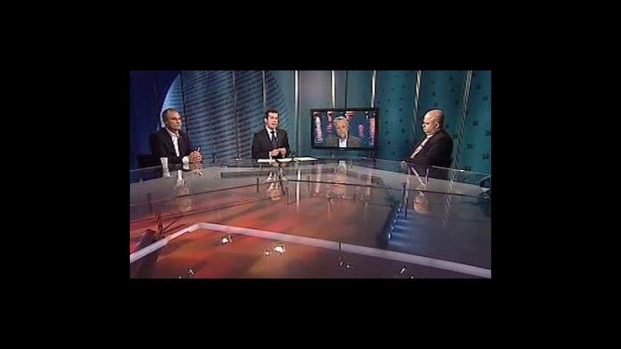 Video Rozhovor s Martinem Pecinou, Ivanem Langerem a Františkem Bublanem