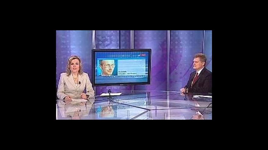 Video Rozhovor s Marcelem Procházkou a Alešem Miklíkem