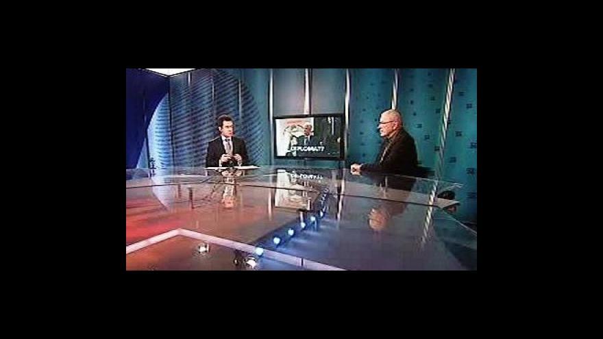 Video Rozhovor s Milošem Caldou