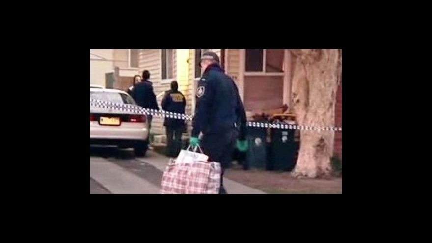 Video V Austrálii se chystal teroristický útok