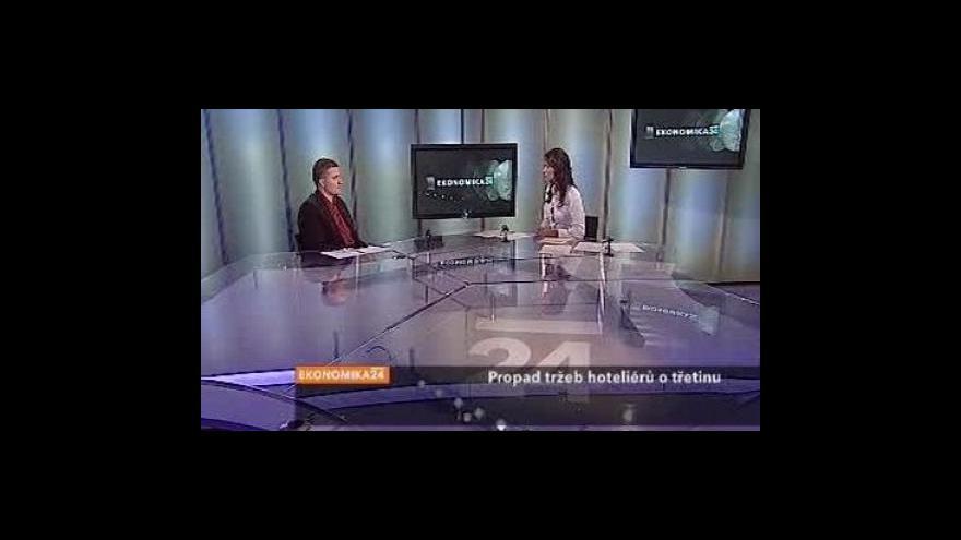 Video Reportáž a rozhovor s Josefem Bárou