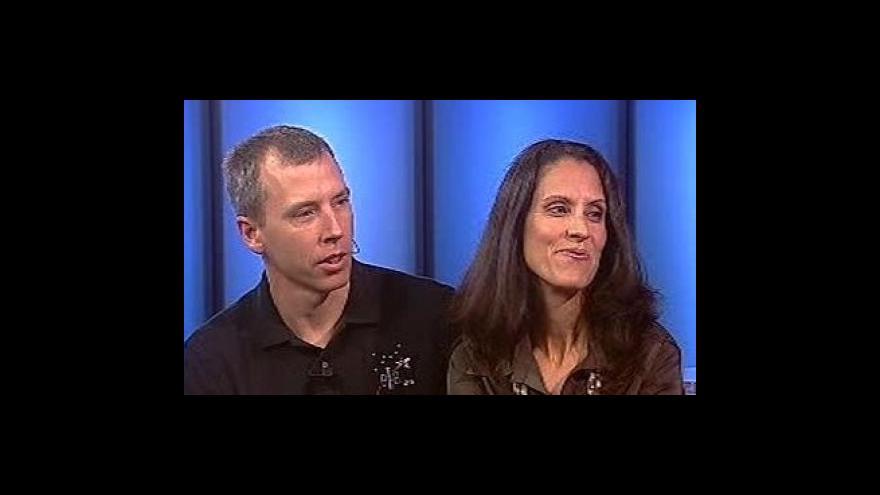 Video Rozhovor s manžely Feustelovými