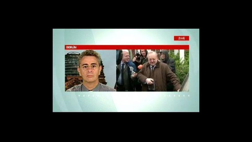 Video Telefonát Jaroslava Šonky