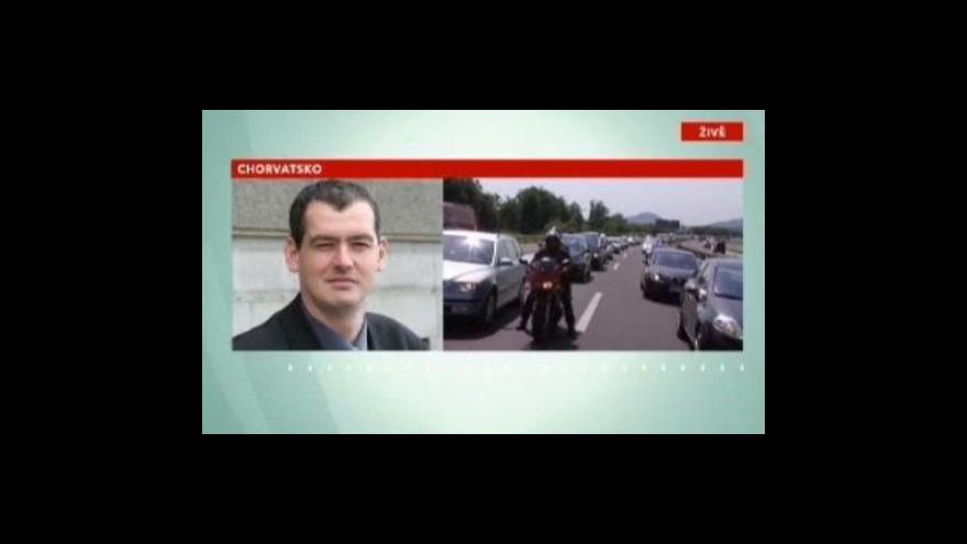 Video Telefonát Karla Rožánka