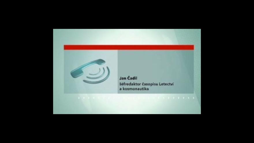 Video Rozhovor s Janem Čadilem