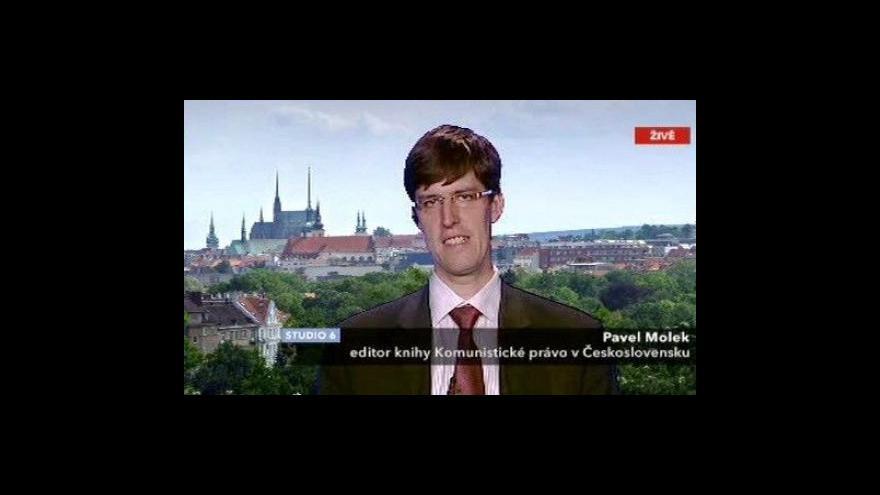 Video Rozhovor s Pavlem Molkem