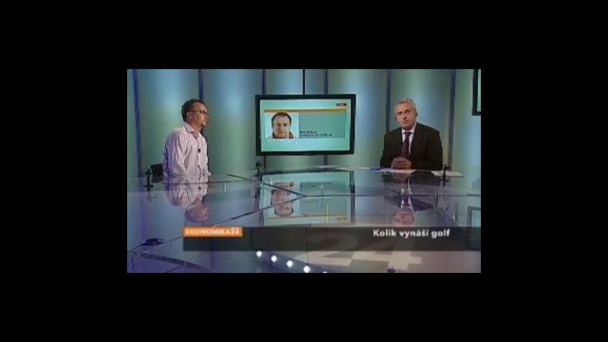 Video Rozhovor s Michalem Janouškem, Michalem Křečkem a Jaroslavem Odstrčilíkem