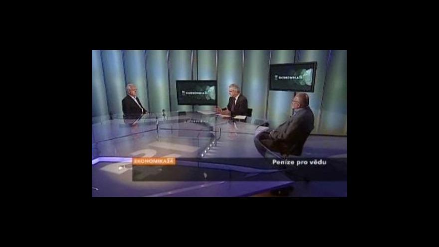 Video Rozhovor s Jiřím Drahošem a Karlem Šperlinkem