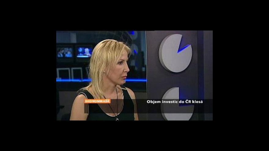 Video Komentář Alexandry Rudyšarové