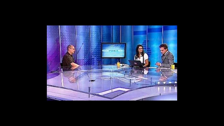 Video Rozhovor s Martinem Setvákem