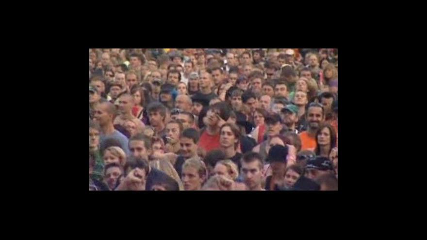 Video SázavaFest 2009 začíná