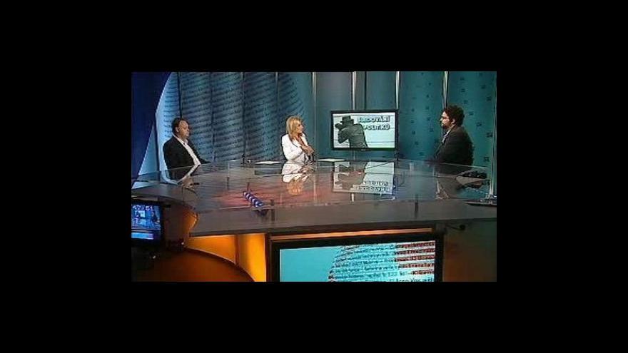 Video Rozhovor s E. Taberym a J. Burešem