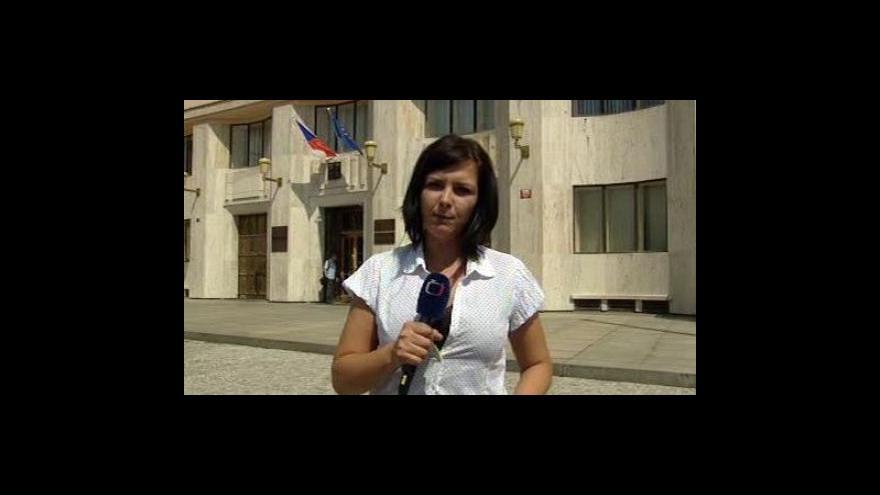 Video Tereza Baldová o opatřeních kvůli prasečí chřipce