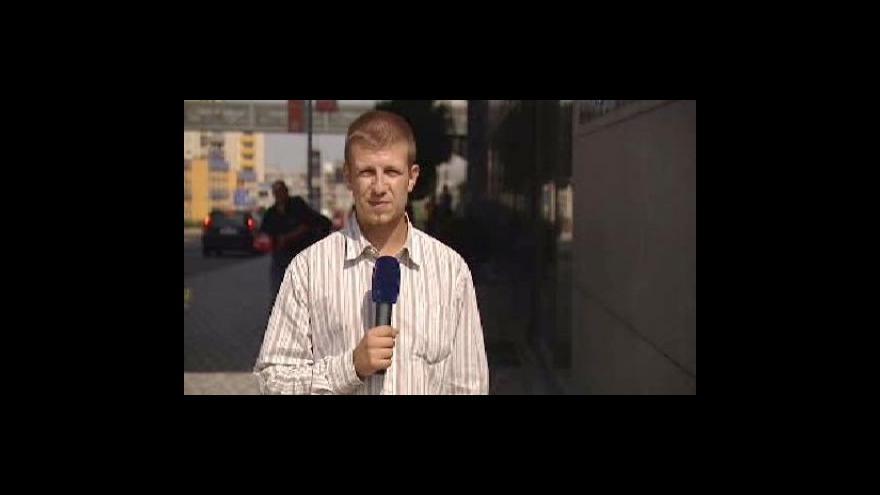 Video Reportáž Hany Vorlíčkové a Jana Spilky
