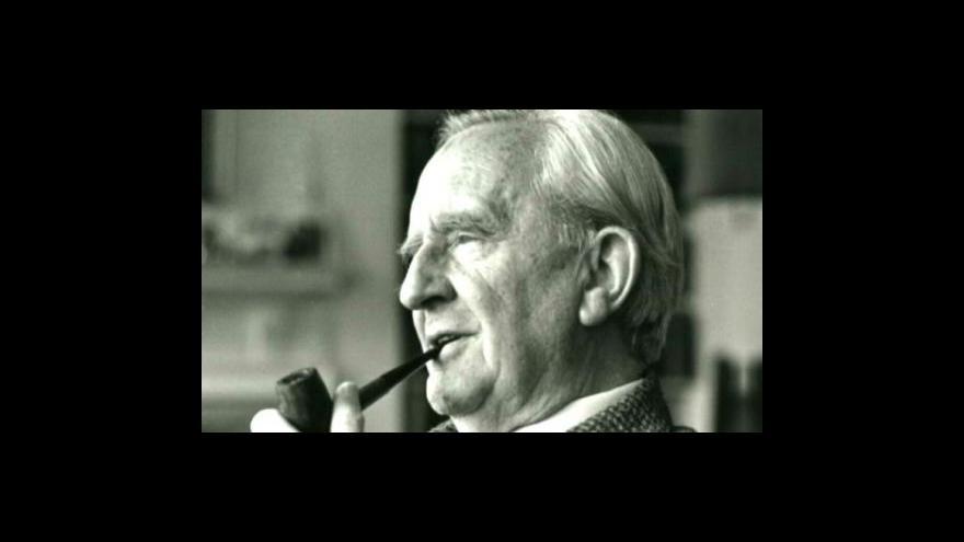 Video O J. R. R. Tolkienovi a jeho díle hovoří Vlado Ríša