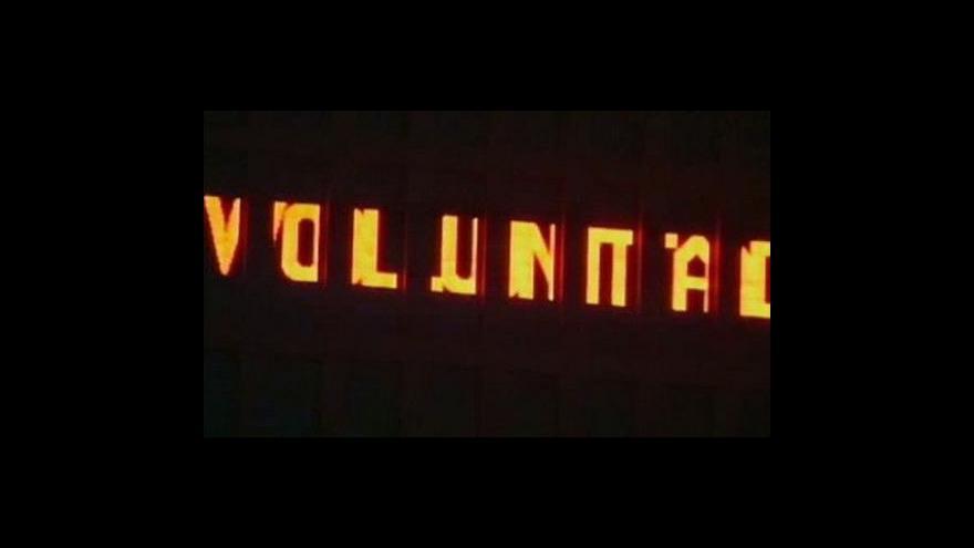 Video USA vypnuly billboard v Havaně