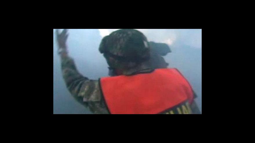 Video Proti FARC bojují nové speciální jednotky