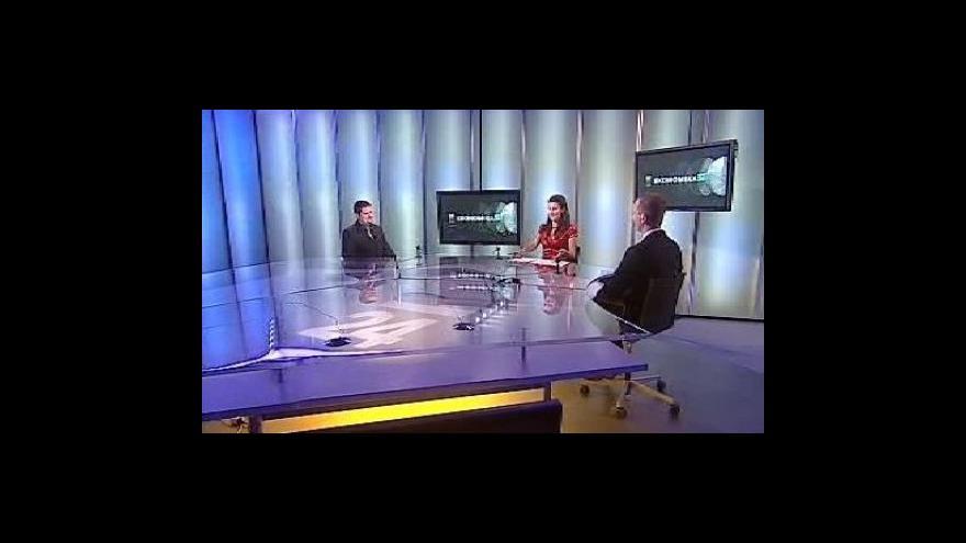 Video Rozhovor s Michalem Šimonem a Tomášem Hejdou