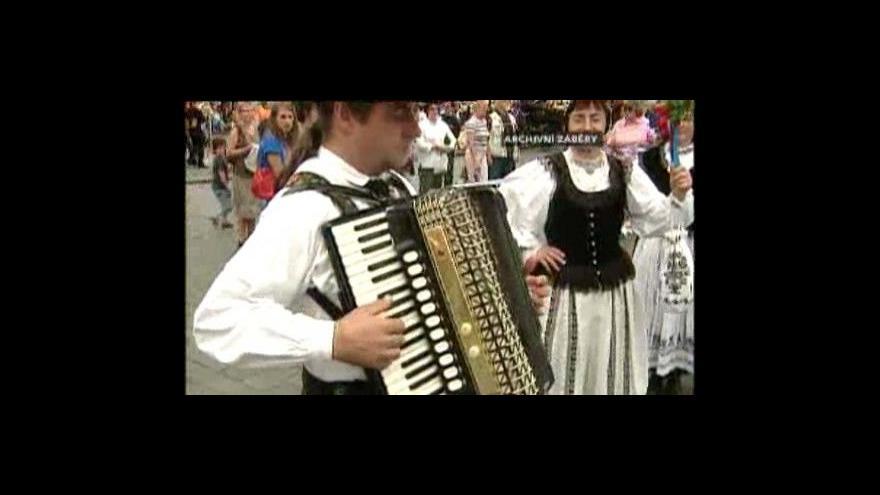 Video Vstup Lenky Drmotové z festivalu