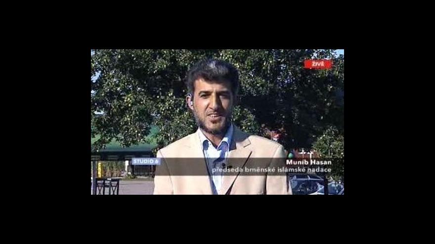 Video Rozhovor s Muníbem Hasanem a Danielem Rychnovským
