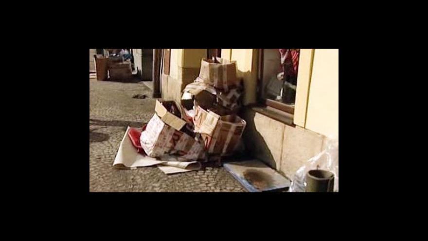 Video Reportáž Erika Knajfla a Blanky Poulové