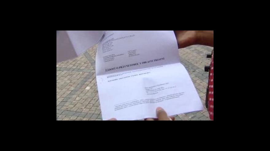 Video Reportáž Barbory Straňákové a Zuzany Tvarůžkové