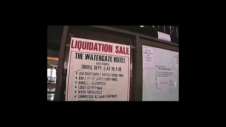 Video Hotel Watergate je na prodej