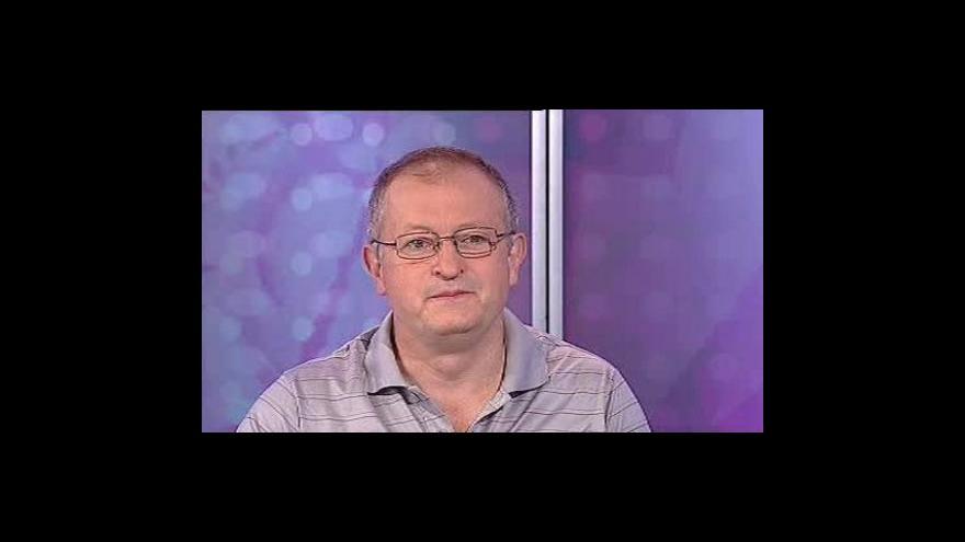 Video Vladimír Votápek ve Studiu 6