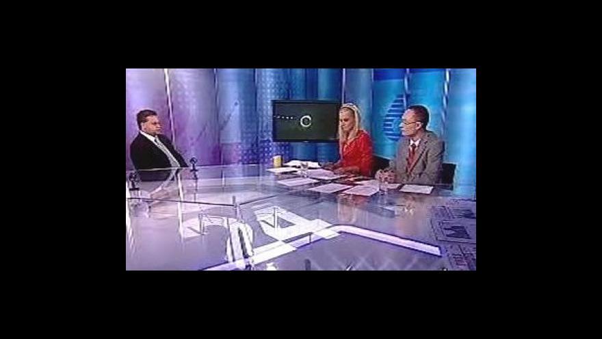 Video Tomáš Etzler, Miloslav Druckmüller, Hana Druckmüllerová a Jakub Rozehnal ve Studiu 6