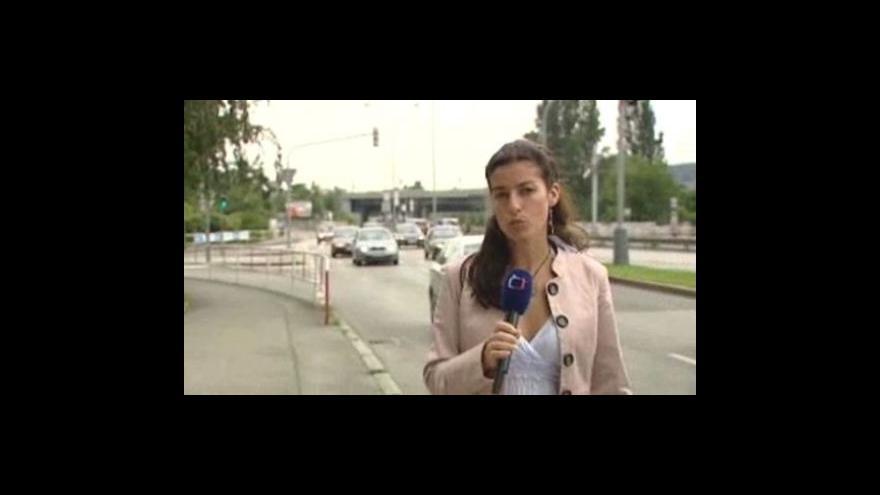 Video Reportáž Michaely Hergetové
