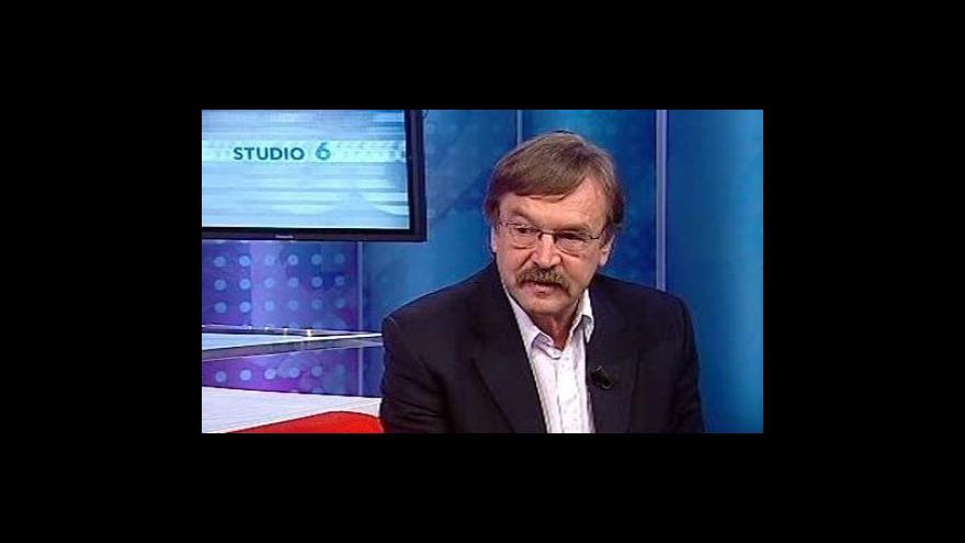 Video Rozhovor s Václavem Kasíkem