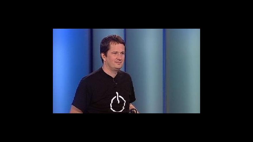 Video Rozhovor s Tomášem Belkem