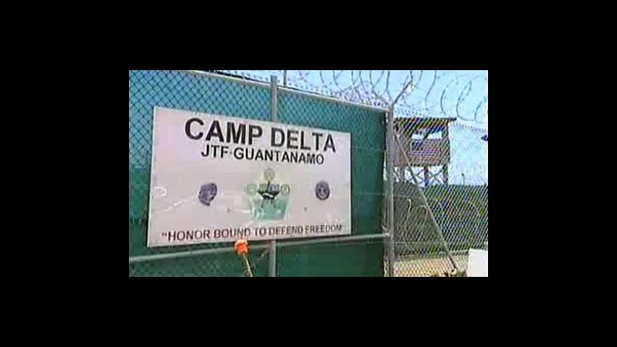 Video Zpráva o Guantánamu se zpozdí